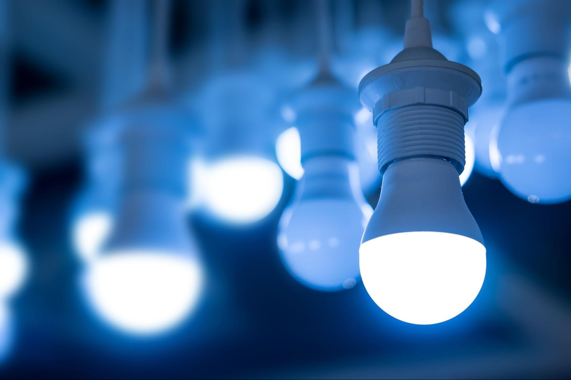市售的無藍光led燈泡並非真的無藍光
