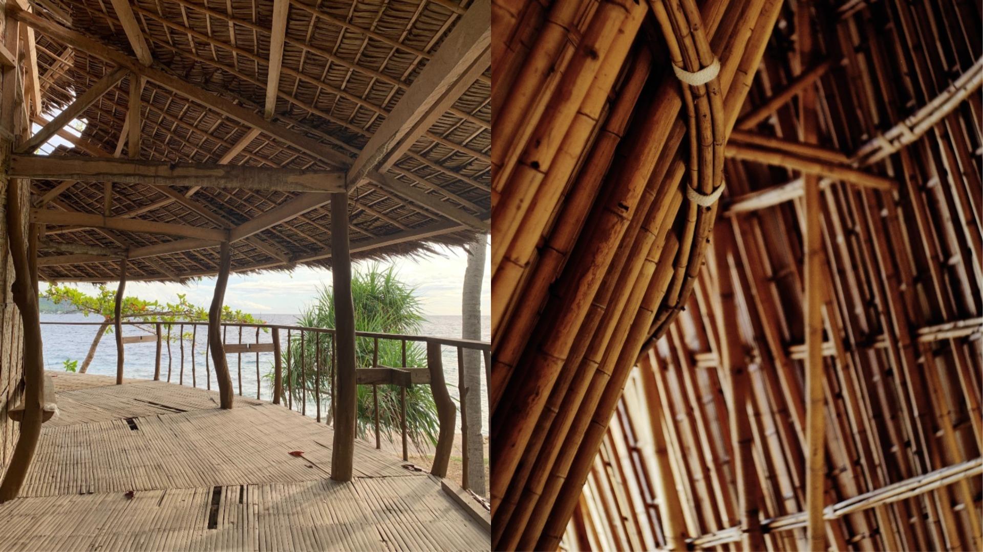 竹子特別具有溫潤自然感
