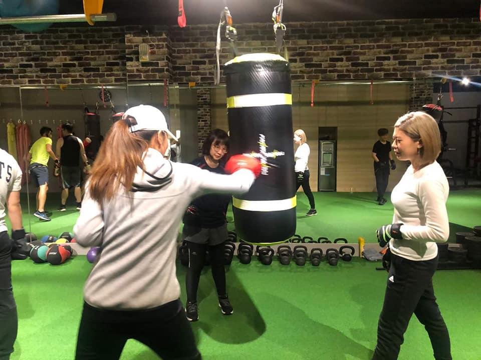 X-training-3效健身課
