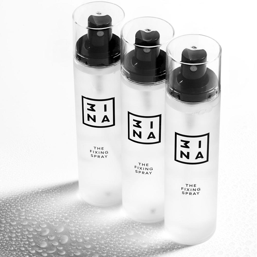 脫妝補救技巧:高肌能甦活水噴霧