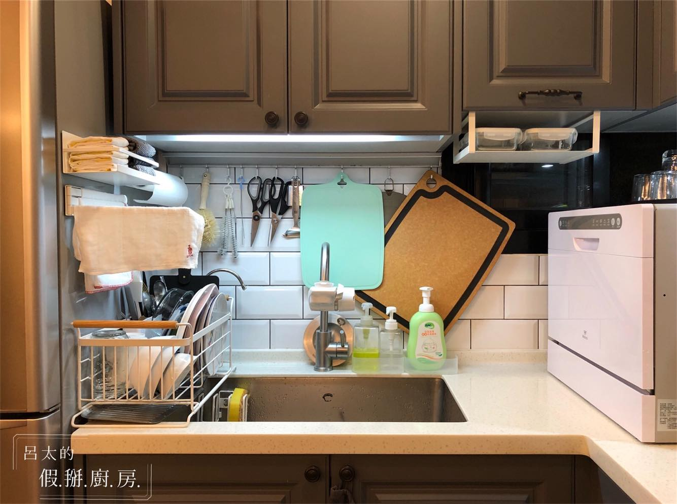 山崎收納,廚房收納,瀝水籃,抹布架,層板架,yamazaki,