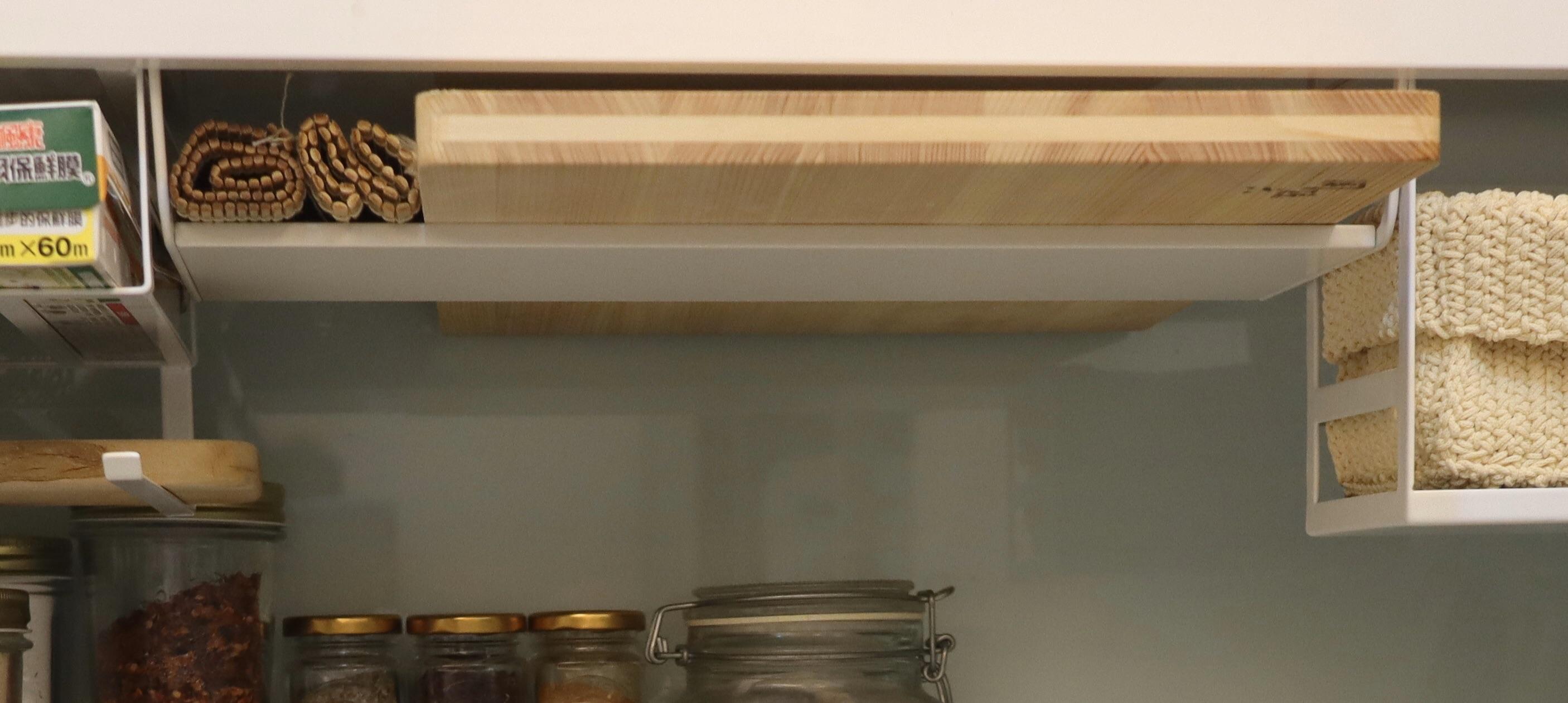 Plate兩用盤架-L 山崎收納 YAMAZAKI 廚房收納 盤子 砧板 碗盤
