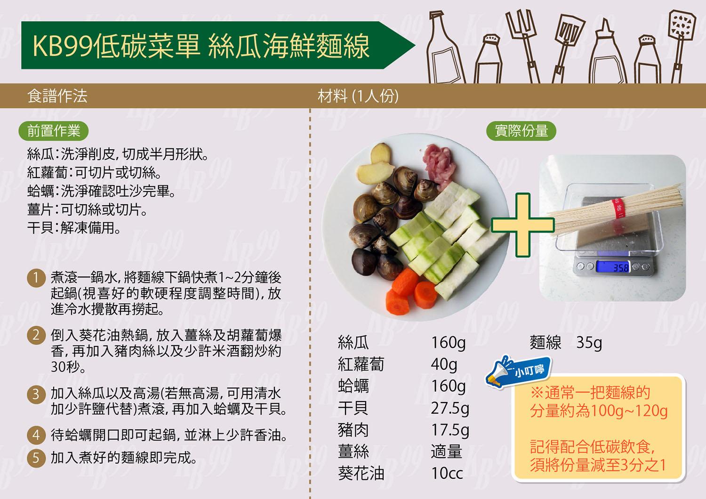 低碳食譜 KB006