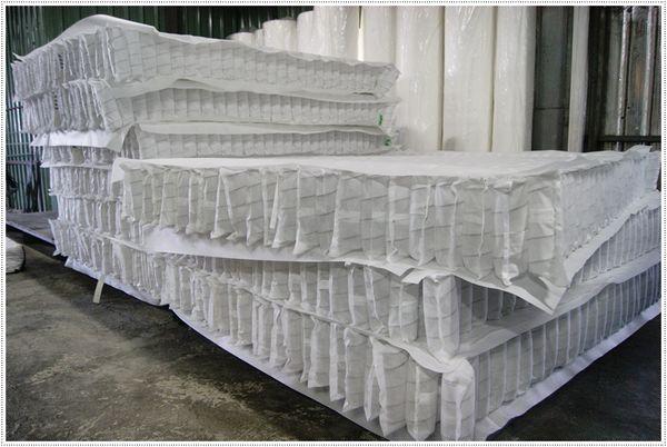 床墊製作開箱