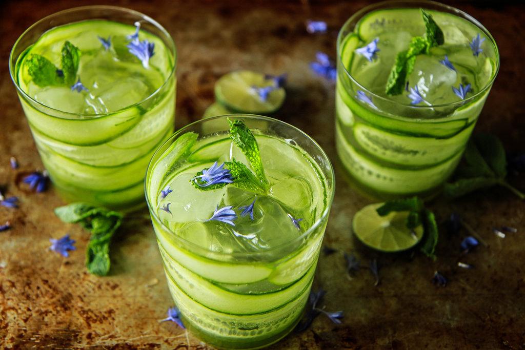 端午節吃太多粽子和美食了嗎?來一點小黃瓜吧!