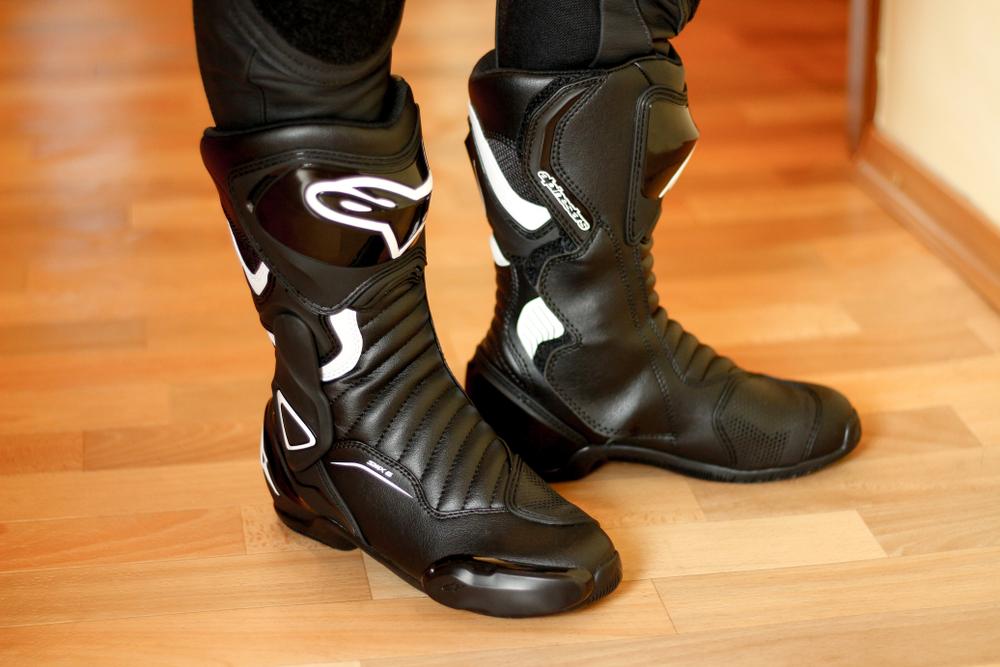 重機騎士用品-車靴
