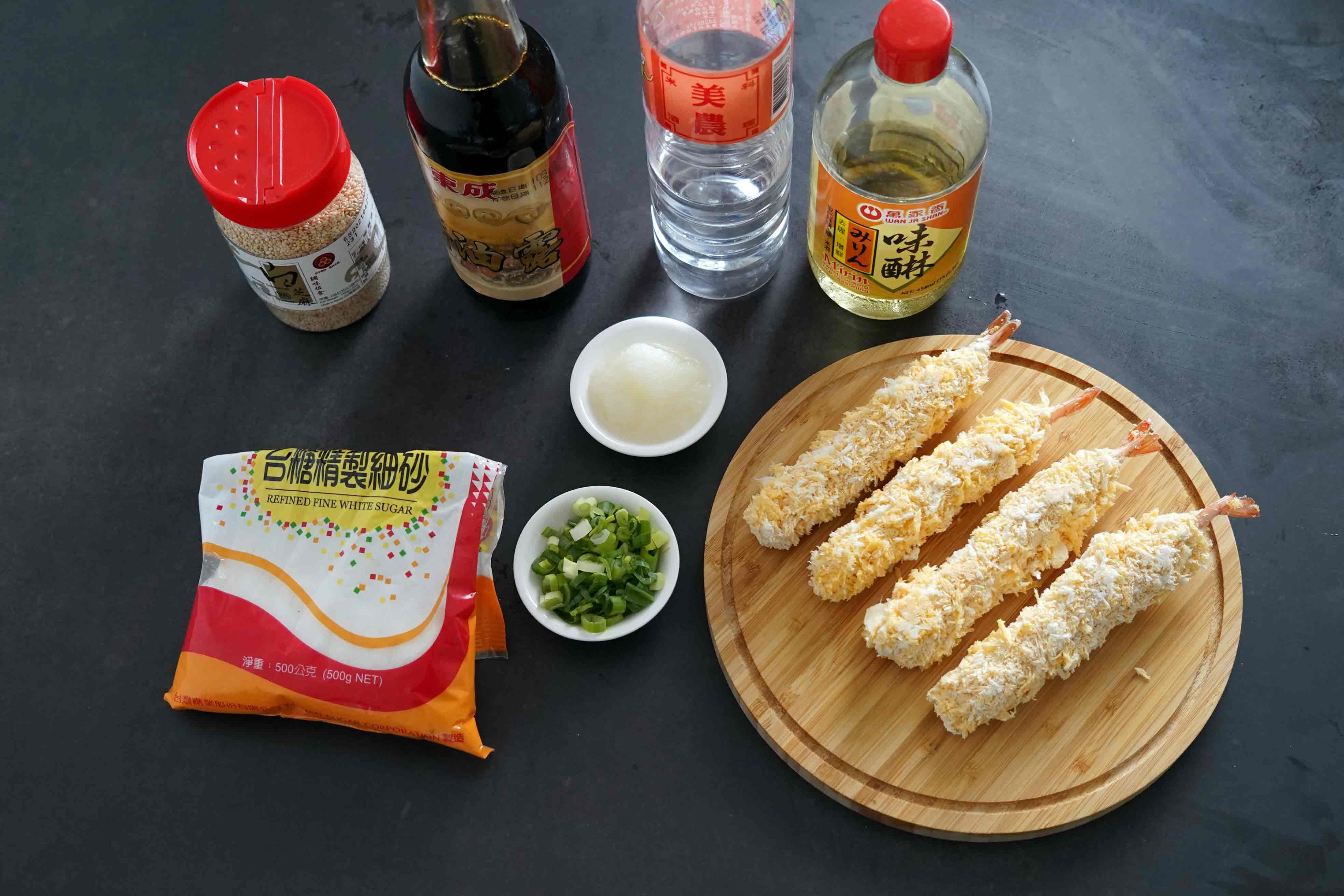 【超奢華】金黃酥脆滿滿炸蝦丼 自己做百元有找