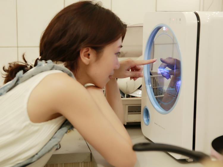 HAENIM紫外線奶瓶消毒機