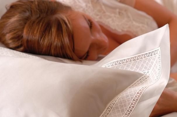 經過義大利紡織與工藝美學製造的埃及棉,帶來舒適優雅的睡眠品質