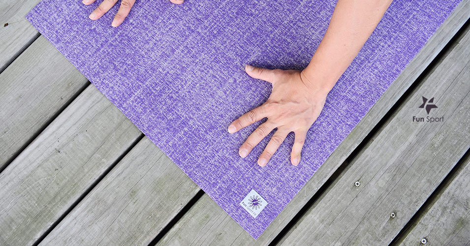 為什麼瑜珈鋪巾重要?YOGA towels