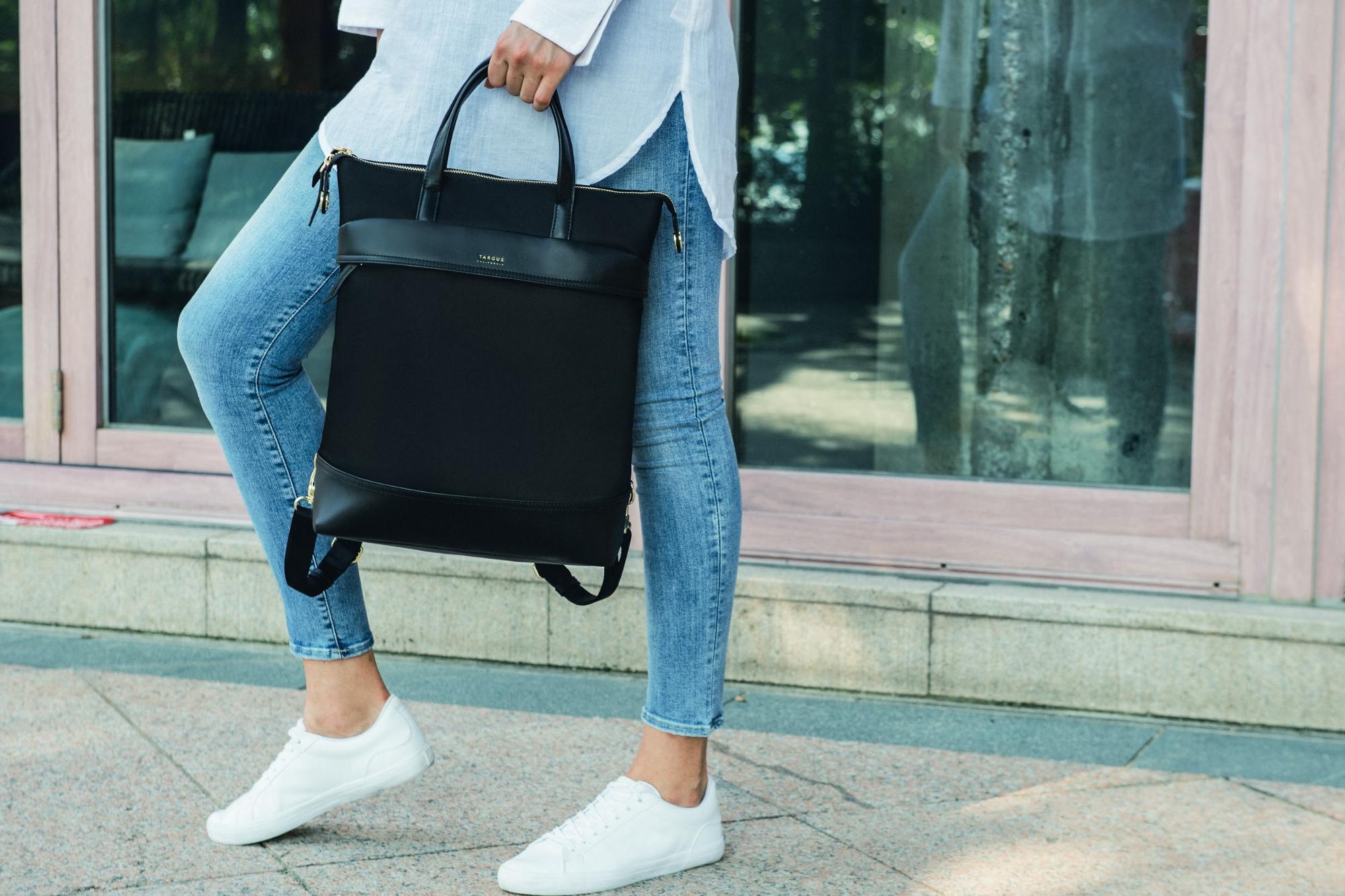 電腦後背包推薦 ptt網友喜愛的 Targus - Newport 雙用手提包