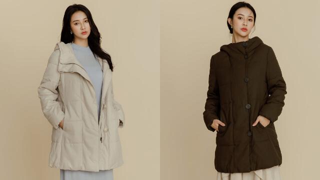 冬天保暖外套