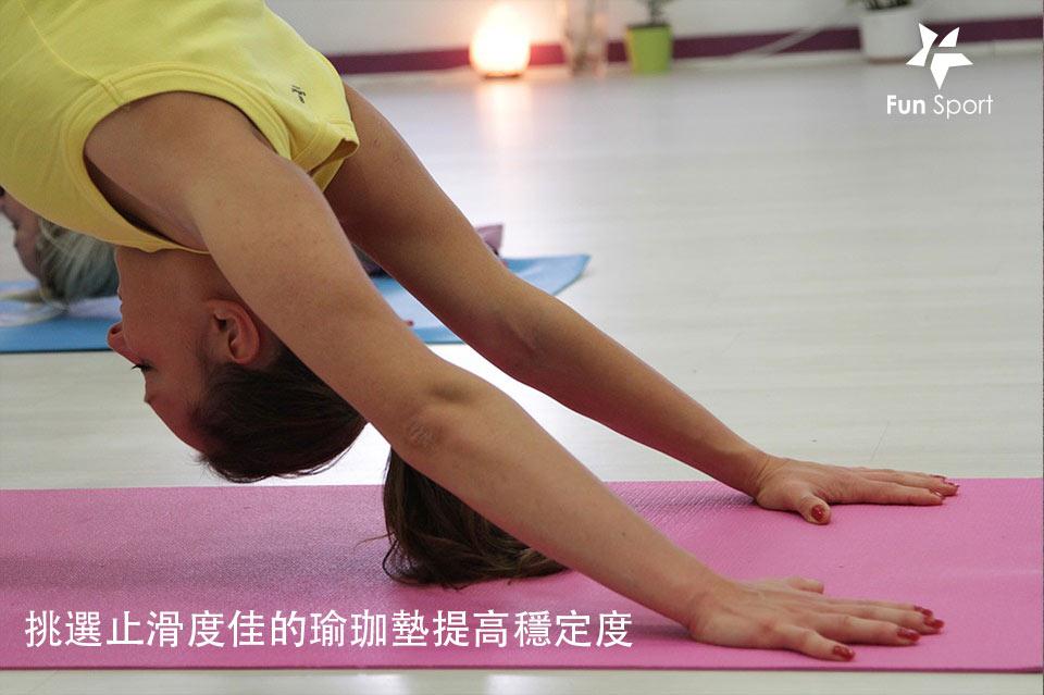 瑜珈課前買行頭-如何挑選合適的瑜珈墊
