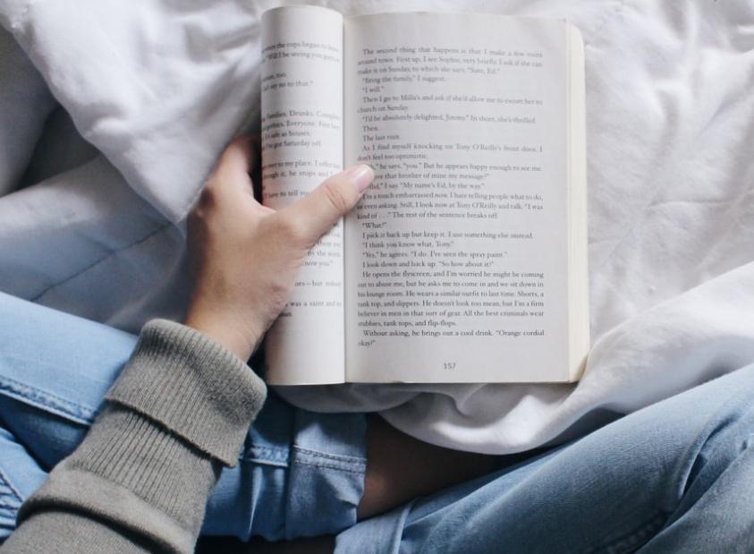 養成靜下心閱讀的好習慣