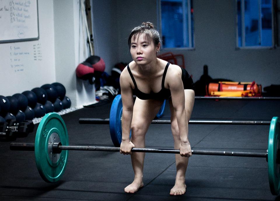 硬舉-健身王牌