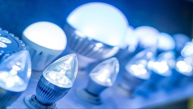 LED燈真的有藍光危害嗎
