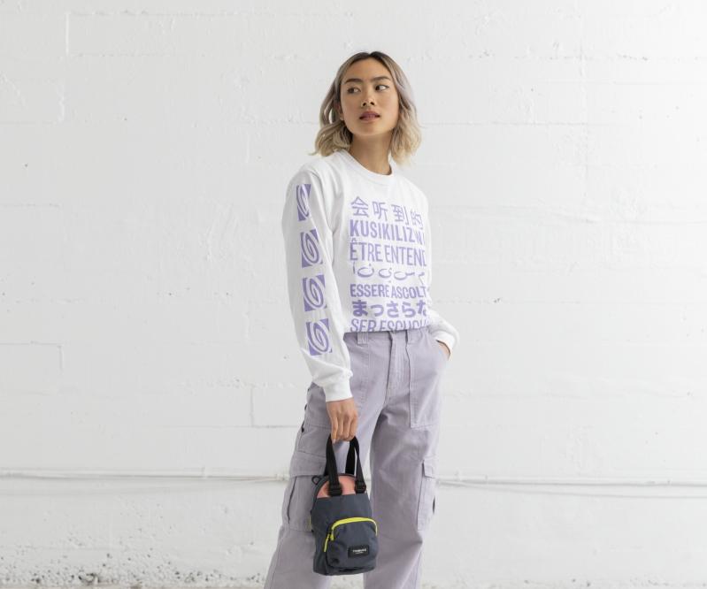 Timbuk推出適合女生的側背包