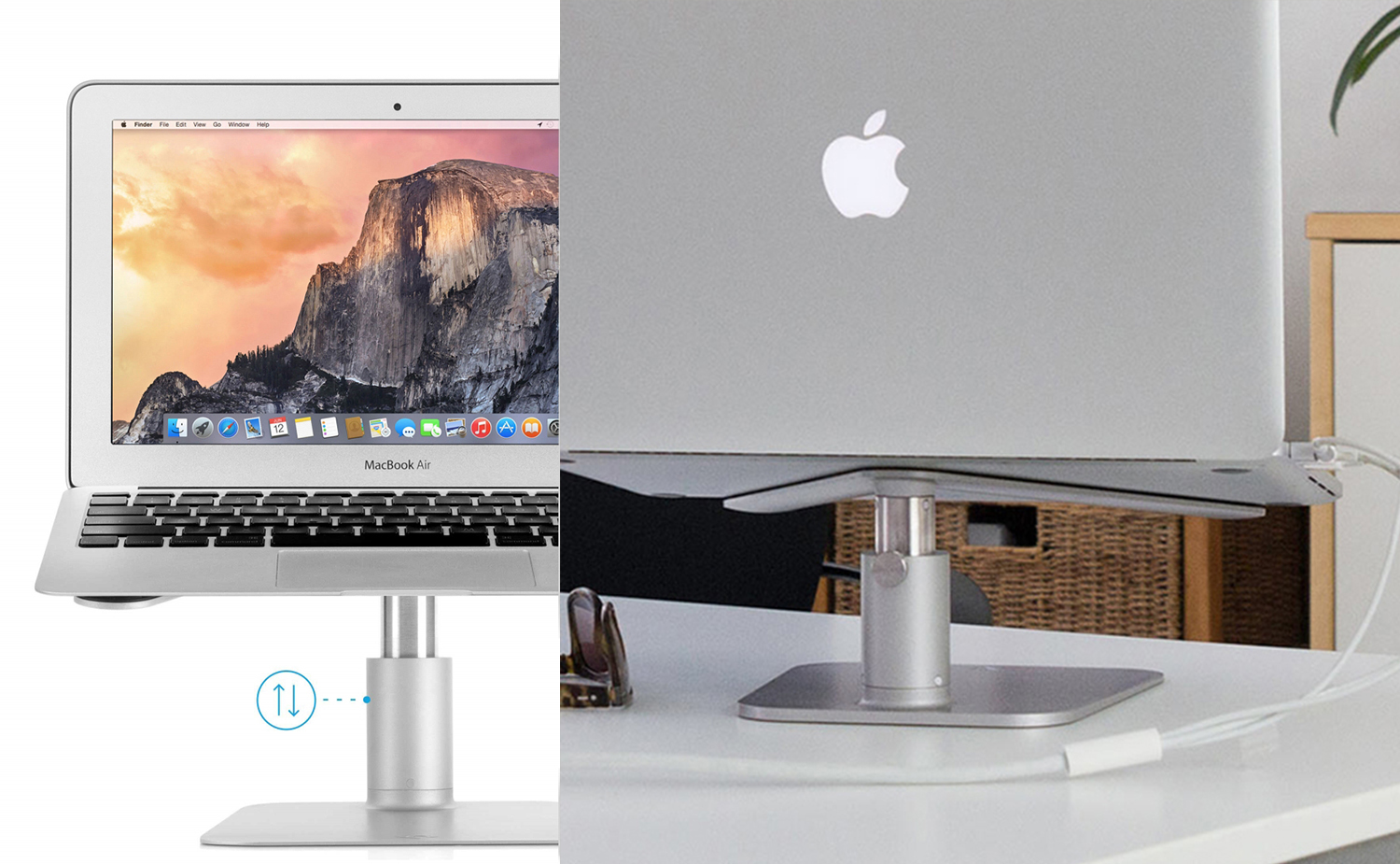 Twelve South HiRise Stand for MacBook V型筆電架